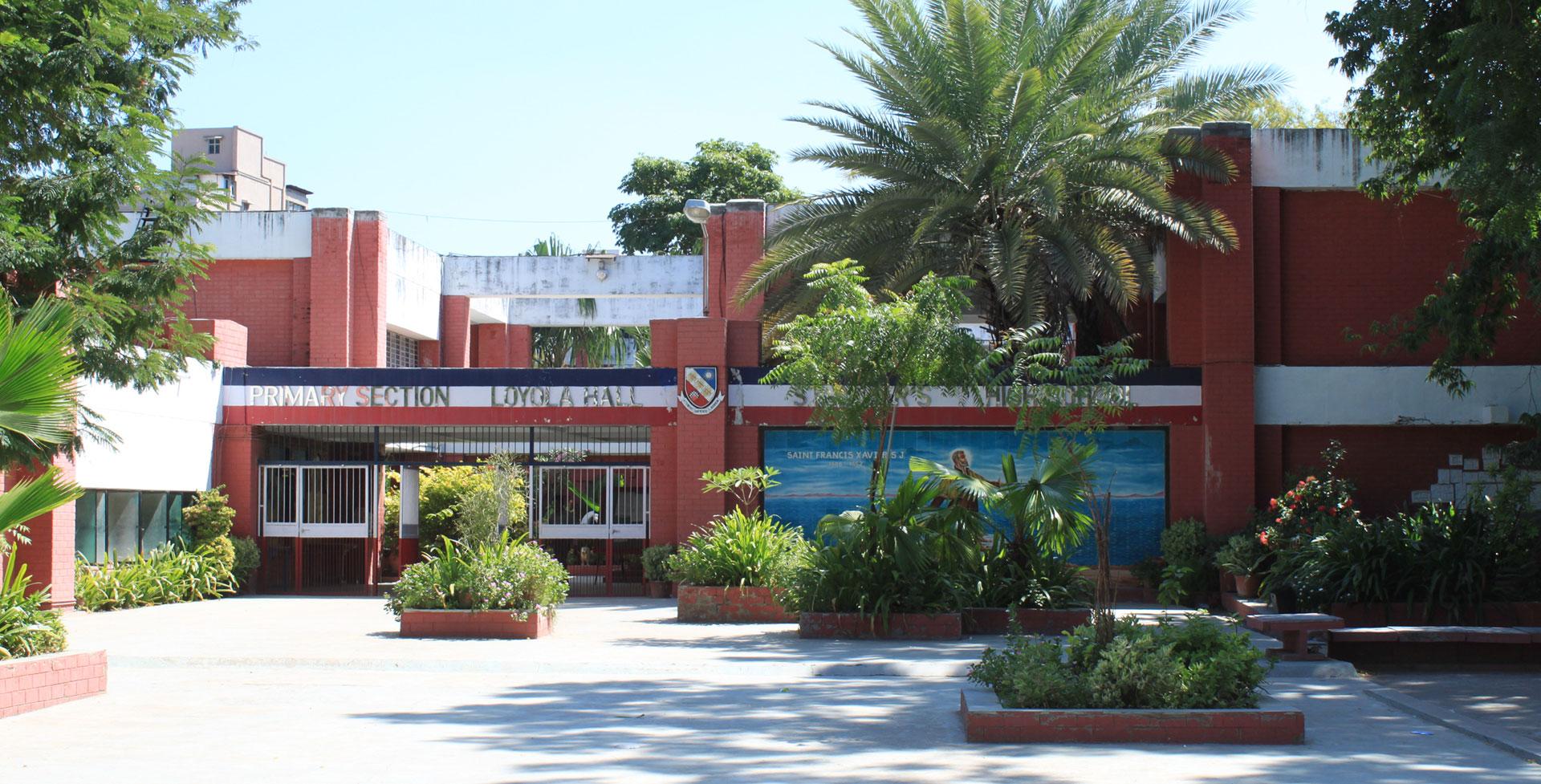 St  Xavier's School, Loyola Hall